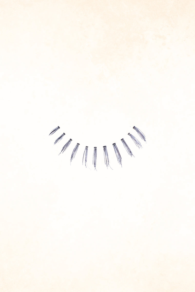 Monda Studio - Human Hair Eyelashes MSL033