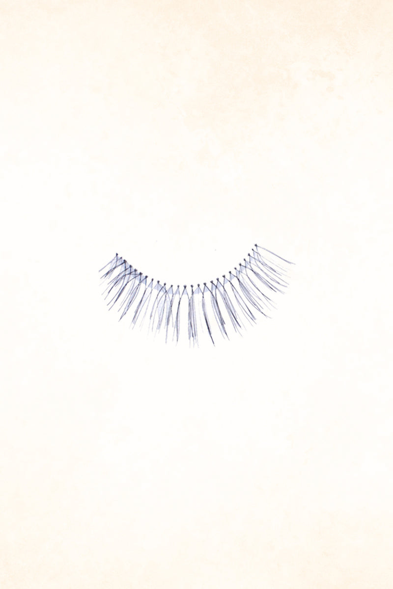 Monda Studio - Human Hair Eyelashes MSL821