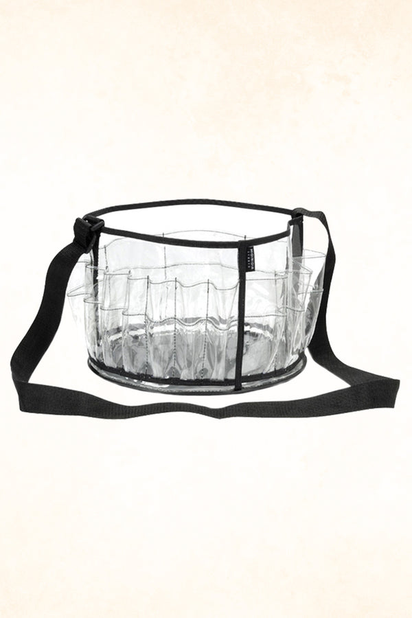 Monda Studio - Round Clear Set Bag Large - MST006