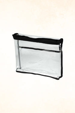 Monda Studio - Square Clear Bag Small - MST013