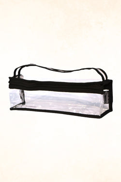 Monda Studio - Clear Cosmetic Bag - MST111