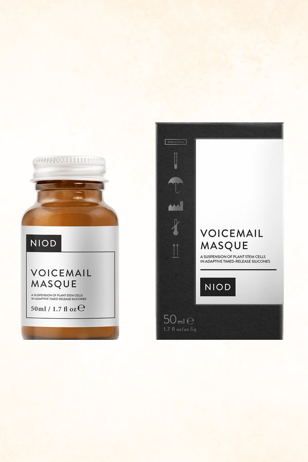 Niod- Voicemail Masque - 50 ml