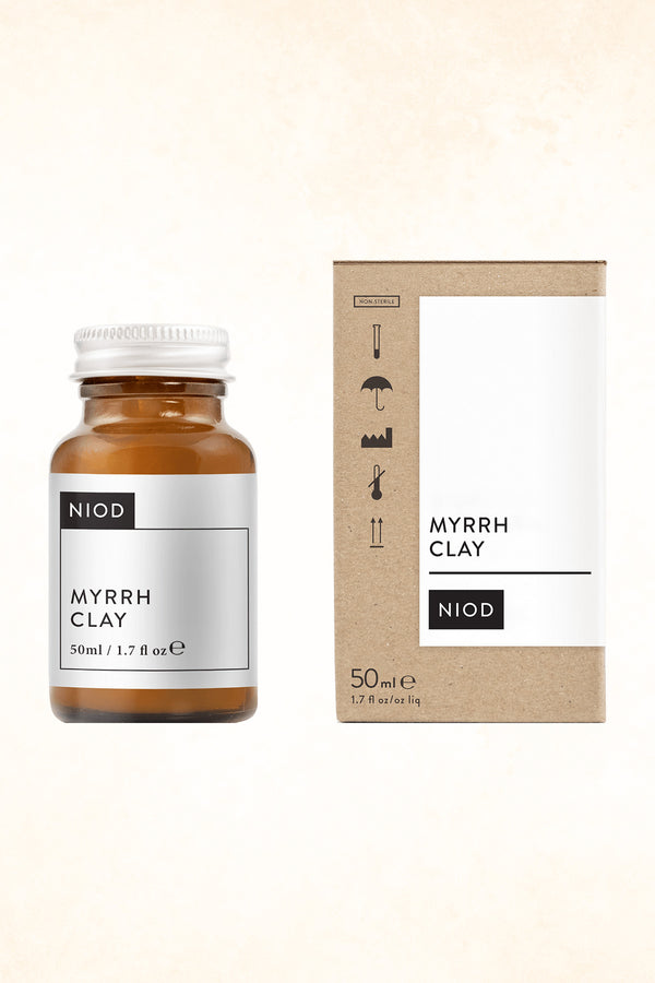 Niod  - Myrrh Clay - 50 ml