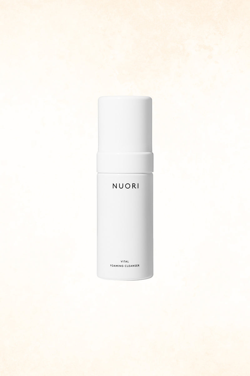 Nuori – Vital Foaming Cleanser – 100 ml