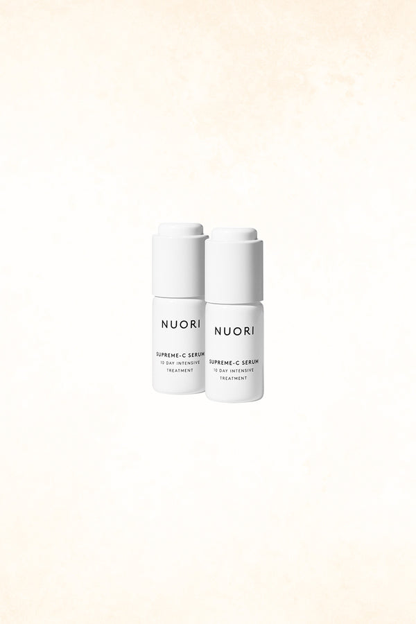 Nuori – Supreme-C Serum Treatment – 2 x 10 ml