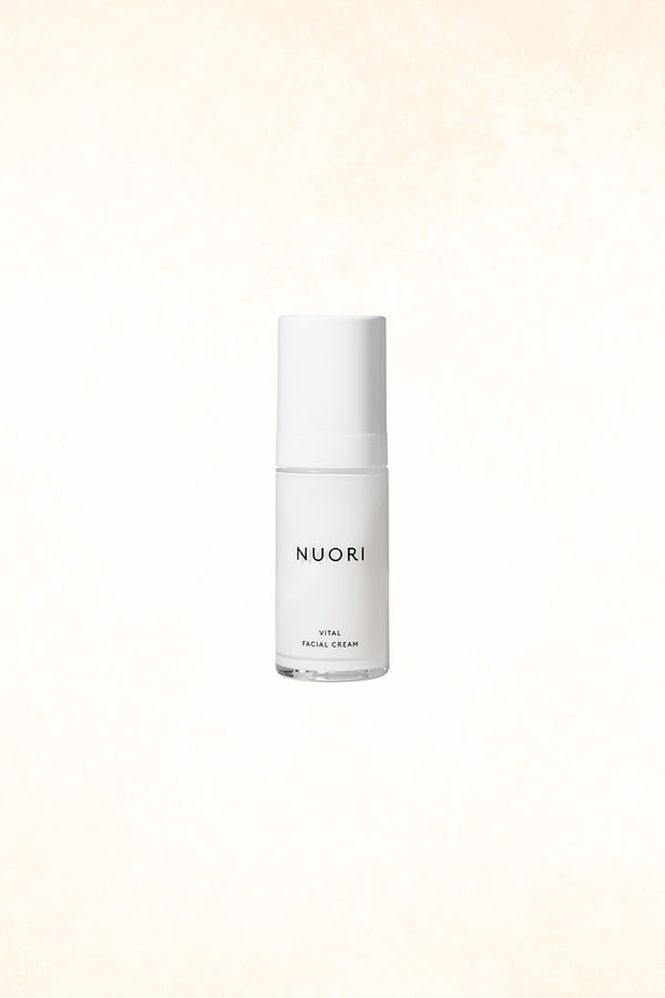 Nuori – Vital Facial Cream – 30 ml