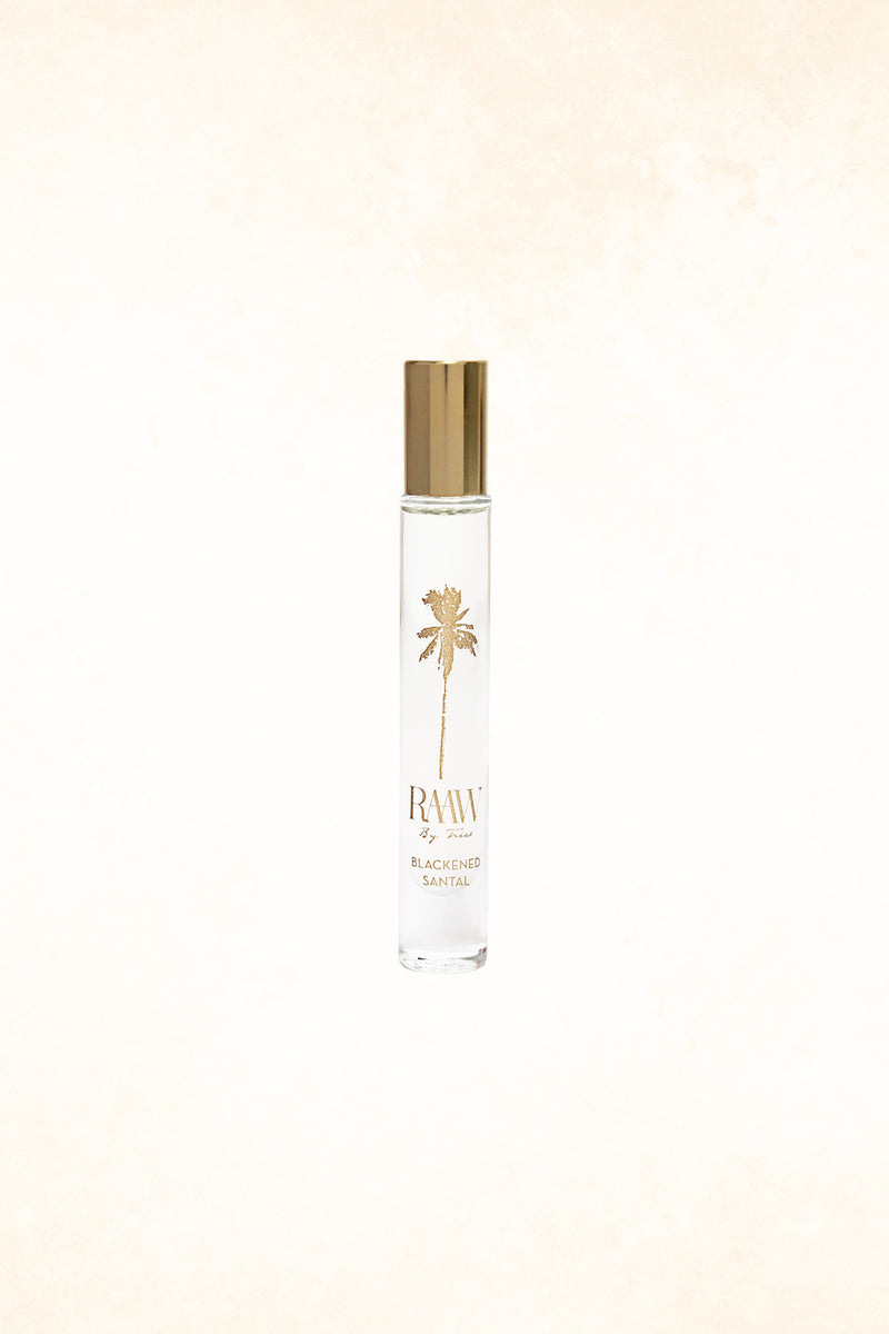 Raaw by Trice – Blackened Santal Perfume Oil - 10 ml