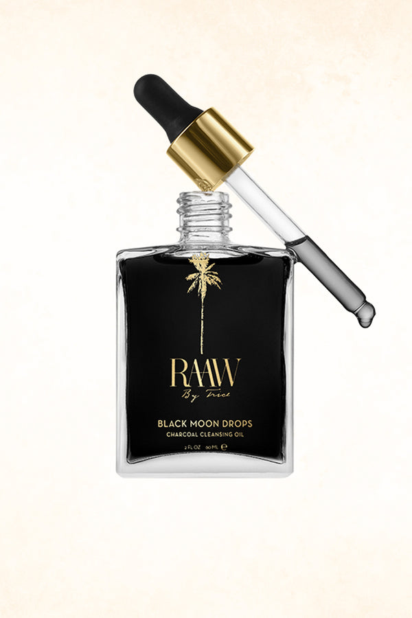 Raaw By Trice – Black Moon Drops - 60 ml
