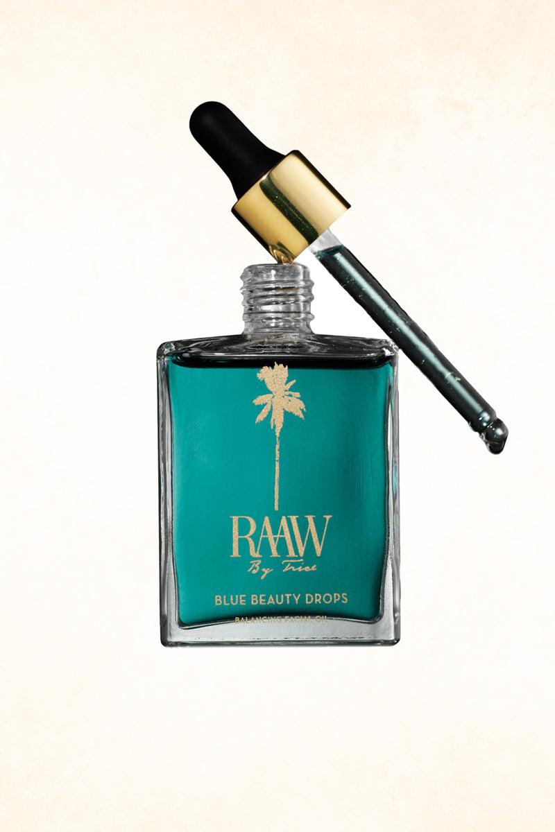 Raaw by Trice – Blue Beauty Drops - 60 ml