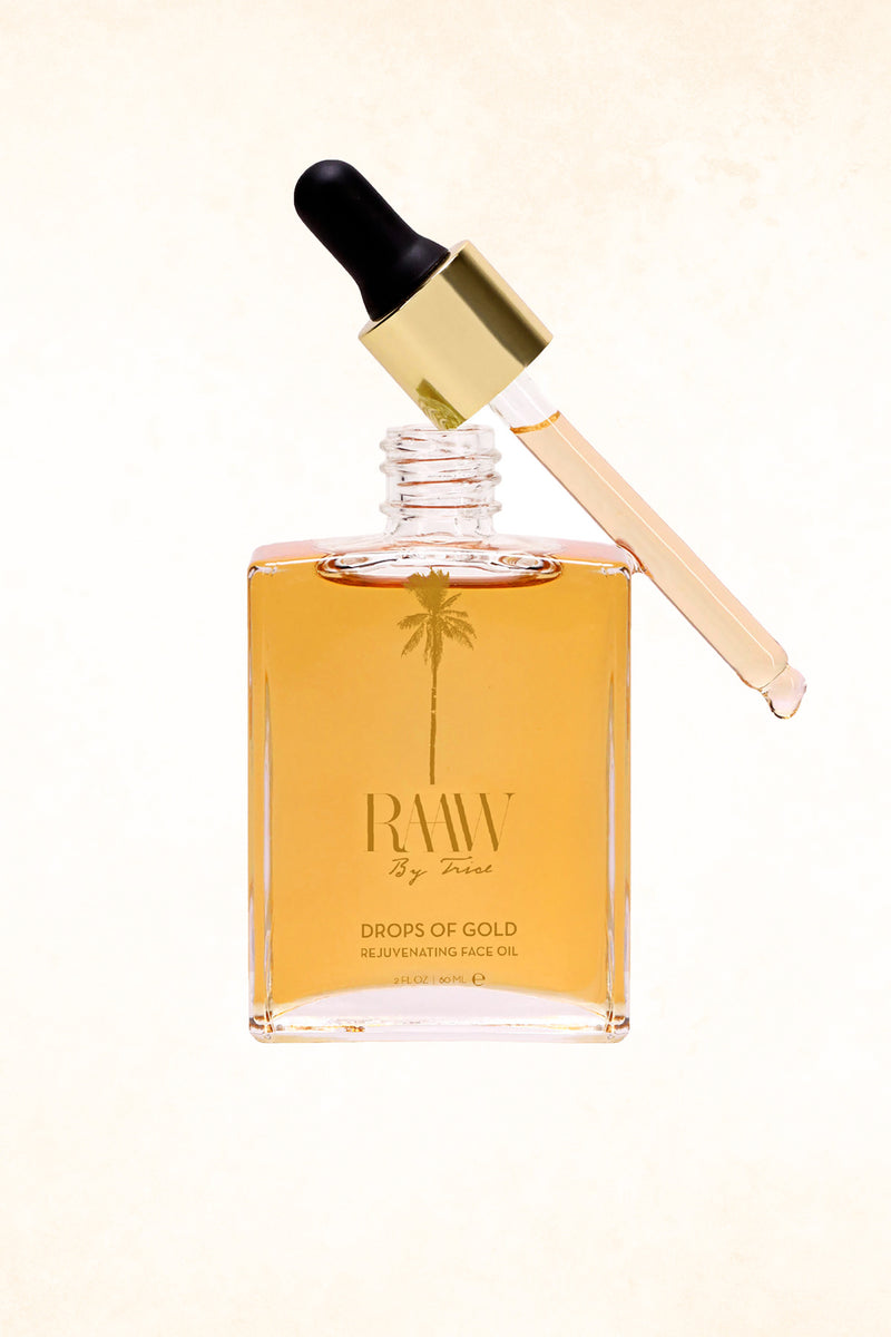 Raaw By Trice – Drops Of Gold - 60 ml