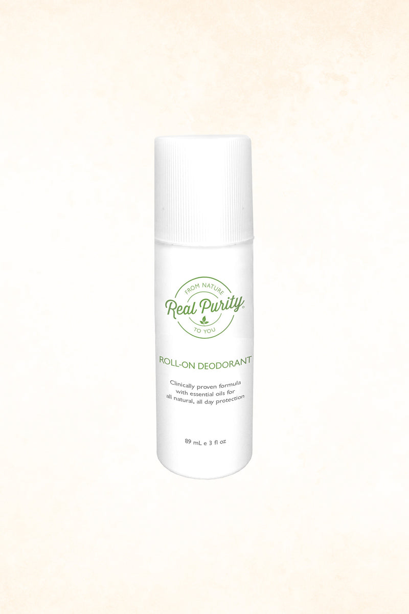 Real Purity – Roll-On Deodorant
