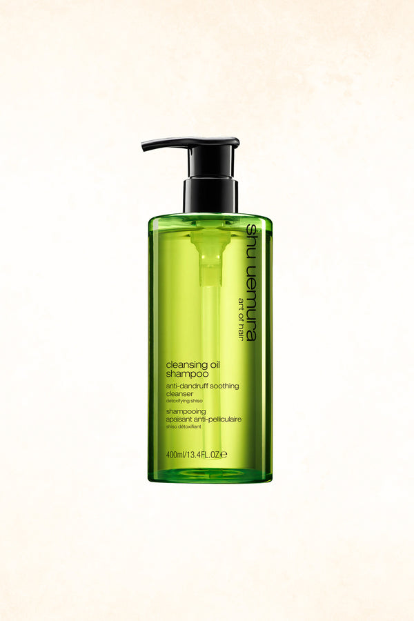 Shu Uemura Art Of Hair - Cleansing Oil Shampoo Anti-Dandruff Soothing Cleanser