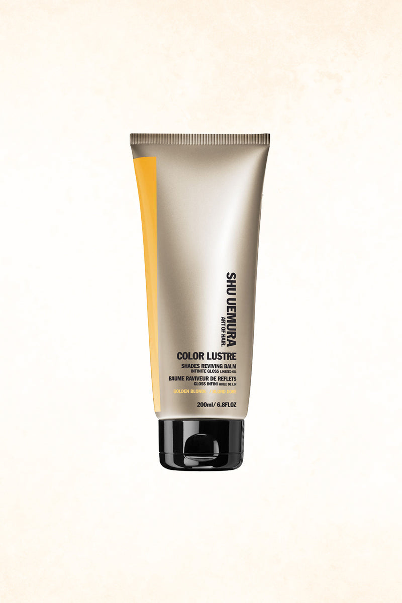 Shu Uemura Art Of Hair - Color Lustre – Golden Blond