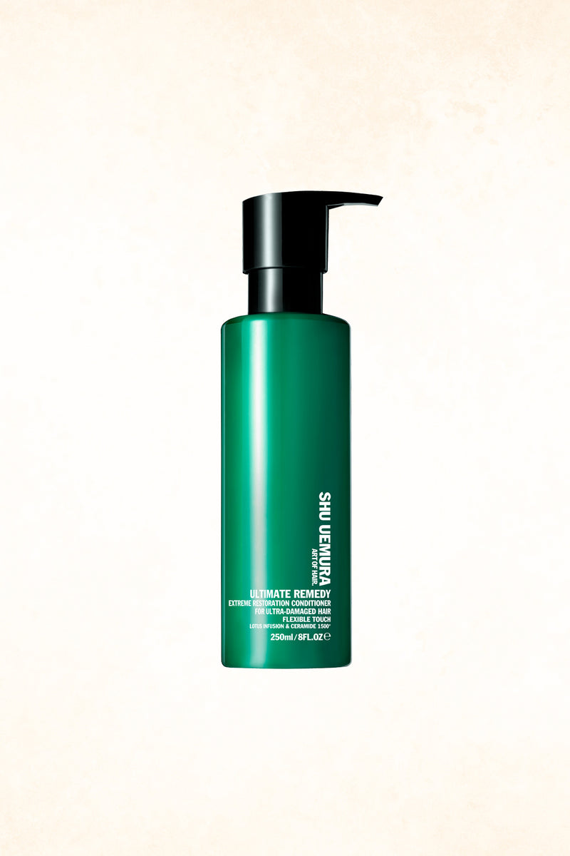 Shu Uemura Art Of Hair - Ultimate Remedy Conditioner For Ultra Damaged Hair
