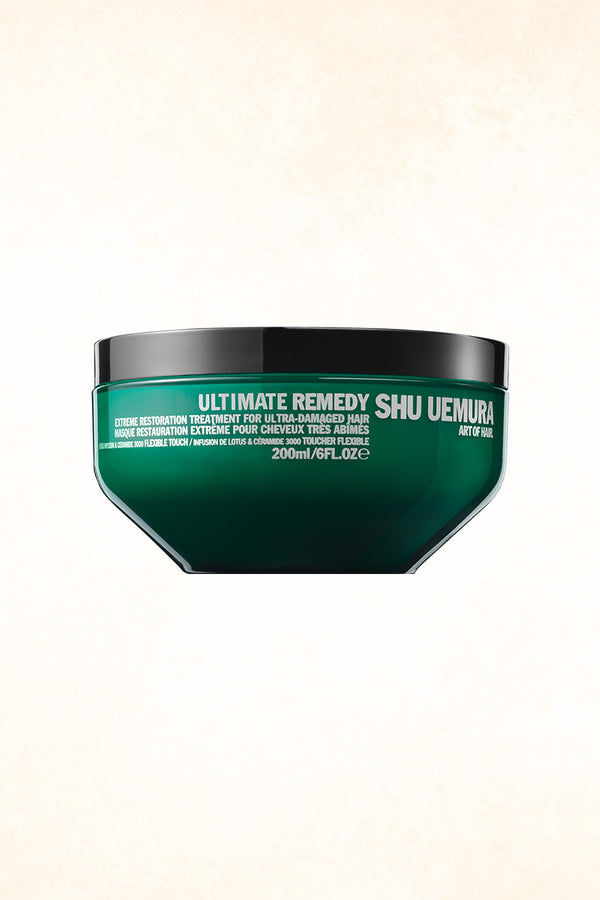 Shu Uemura Art Of Hair - Ultimate Remedy Extreme Restoration Treatment For Ultra Damaged Hair