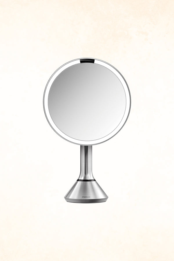 Simplehuman – 20cm sensor mirror touch control brightness - 5 x Magnification