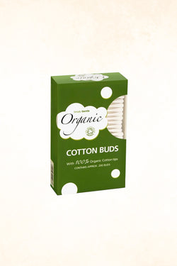 Simply Gentle - Organic Cotton Cotton Swabs