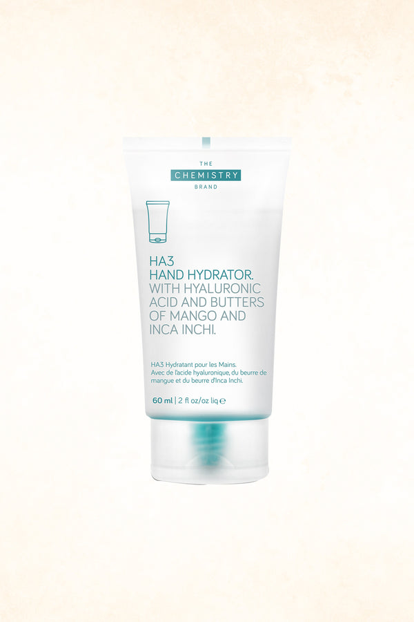 The Chemistry Brand – HA3 Hand Hydrator - 60 ml
