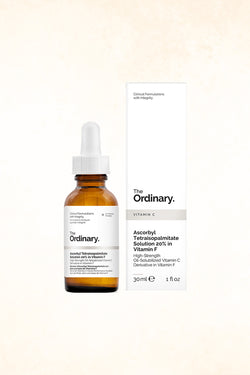 The Ordinary - Ascorbyl Tetraisopalmitate Solution 20% in Vitamin F - 30 ml