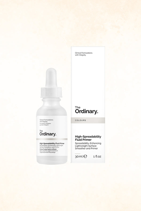 The Ordinary  - High-Spreadability Fluid Primer - 30 ml