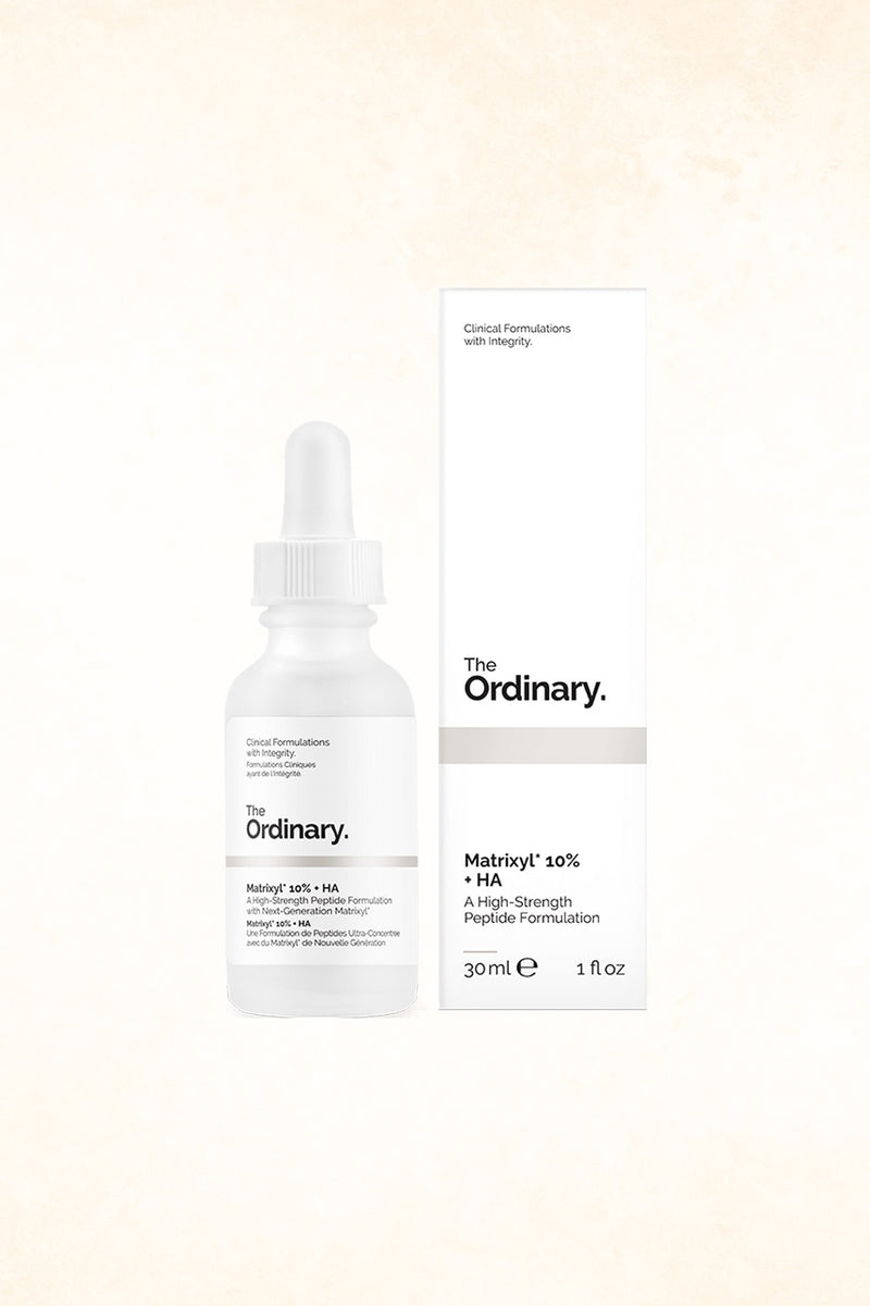 The Ordinary - Matrixyl 10% + HA - 30 ml