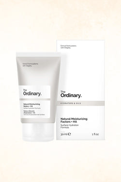 The Ordinary  - Natural Moisturizing Factors + HA - 30 ml