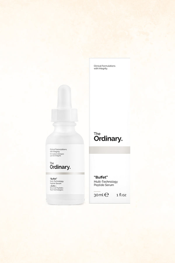 "The Ordinary  - ""Buffet"" - 30 ml"