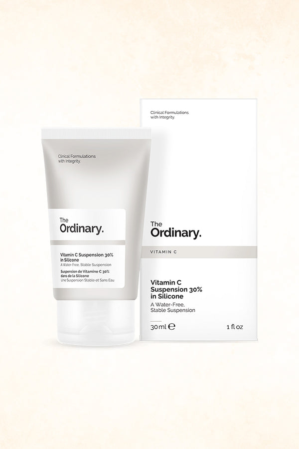 The Ordinary - Vitamin C Suspension 30% + In Silicone - 30 ml