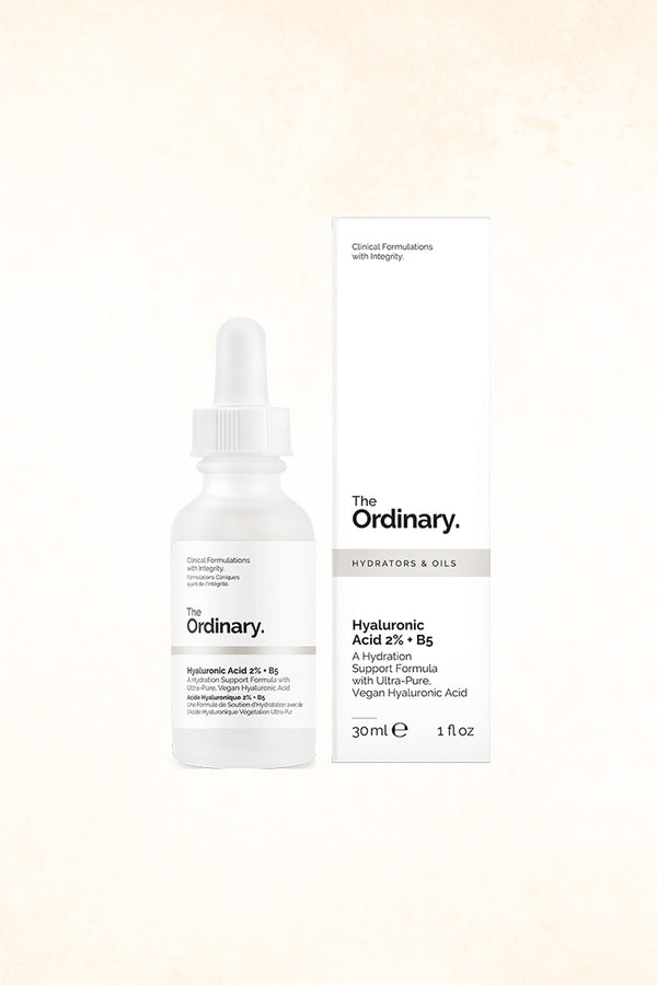 The Ordinary - Hyaluronic Acid 2% + B5 - 30 ml