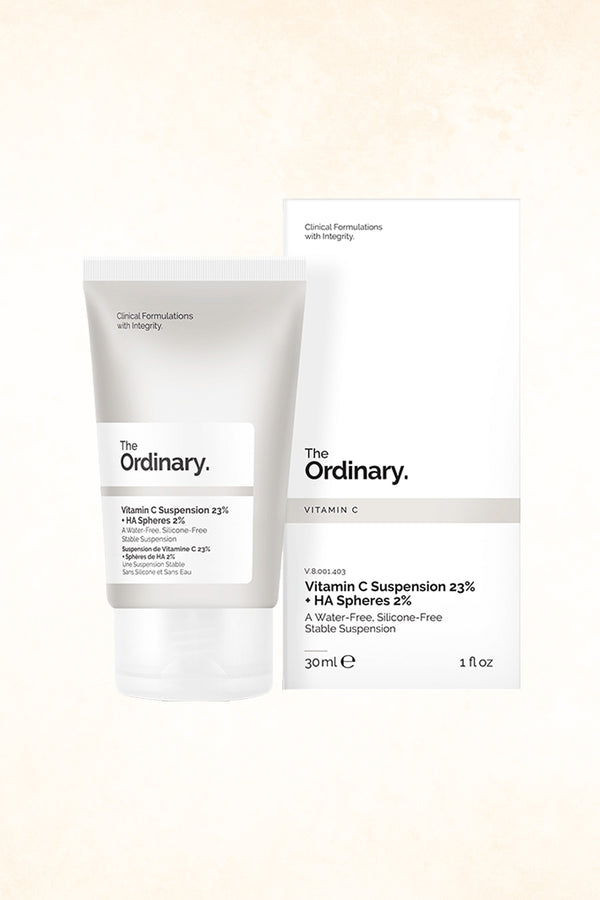 The Ordinary - Vitamin C Suspension 23% + HA Spheres 2% - 30 ml