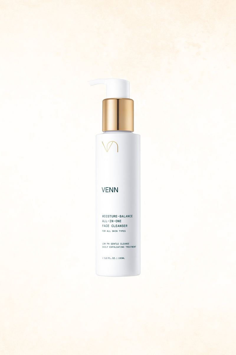 Venn - Moisture-Balance All-In-One Face Cleanser - 150 ml