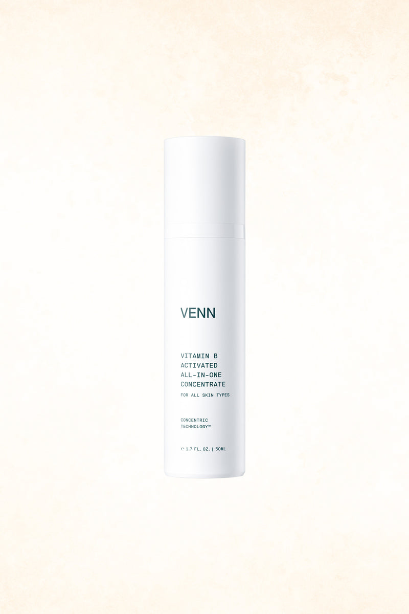 Venn - Vitamin B Activated All-In-One Concentrate - 50 ml