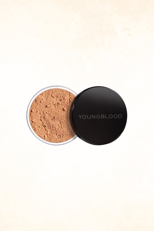 Youngblood – Natural Mineral Foundation – Coffee