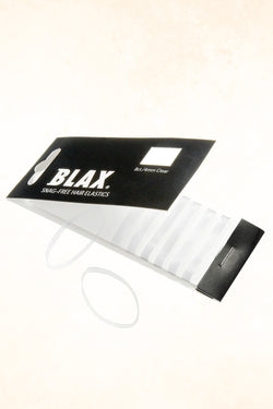 Blax - Hair Elastic - Clear
