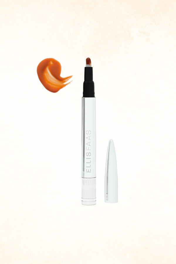 Ellis Faas Glazed Lips – L305 – Sheer Rusty Orange