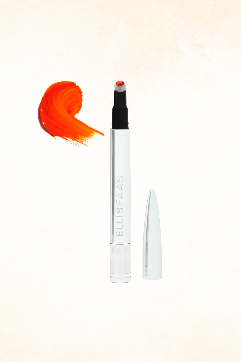 Ellis Faas Hot Lips – L402 – Bright Orange