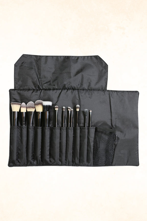 Glo Skin Beauty - Brush Roll Filled