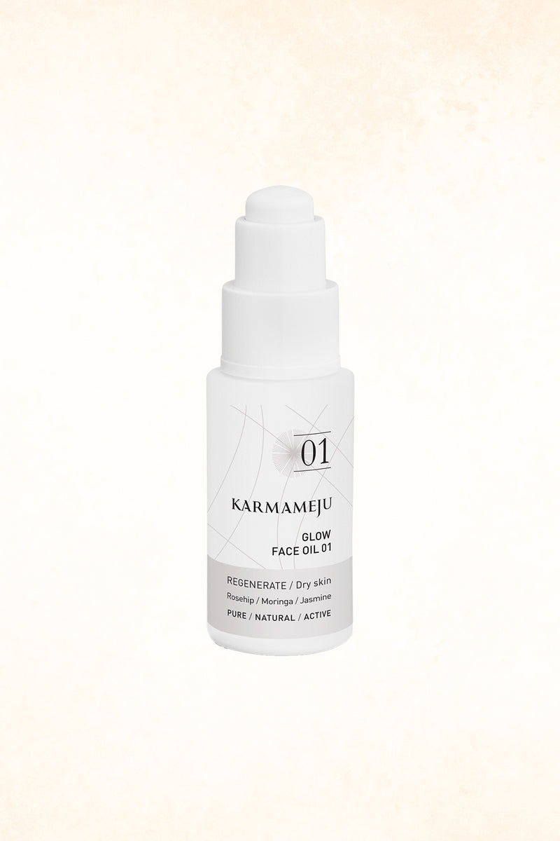 Karmameju - Glow Face Oil 01