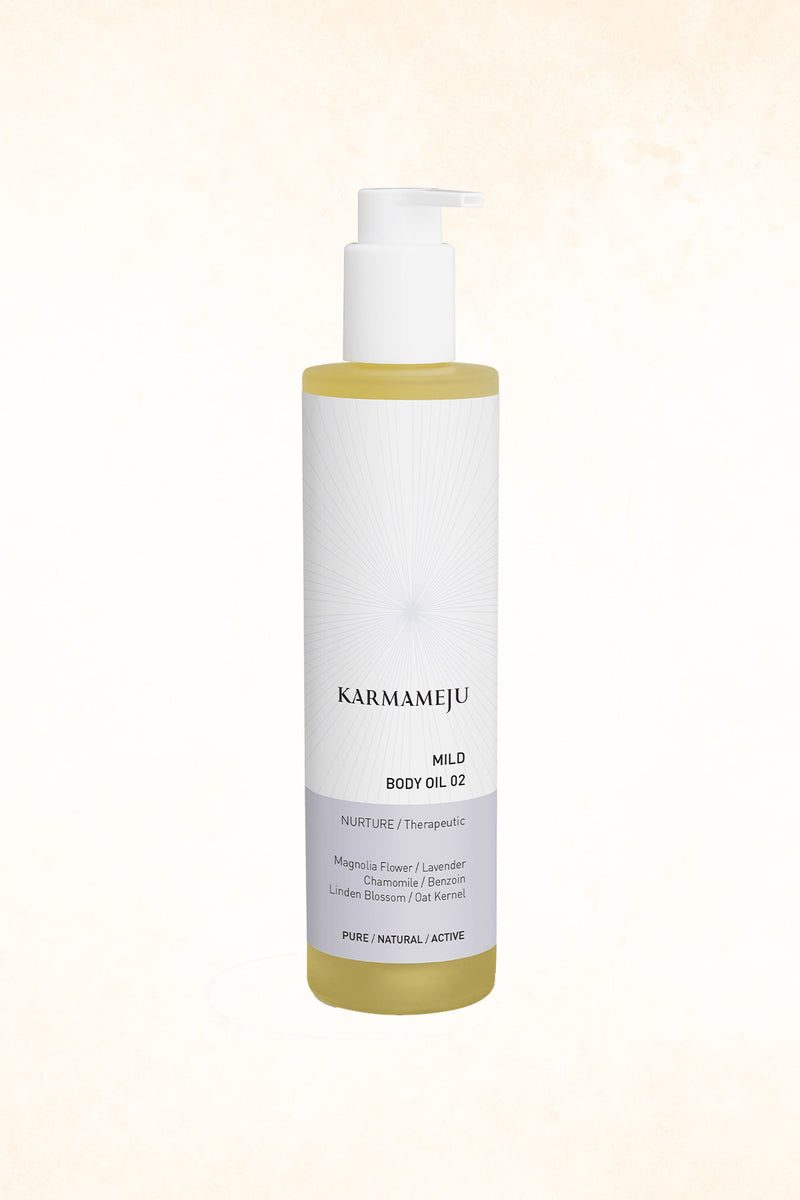Karmameju – Mild Body Oil 02