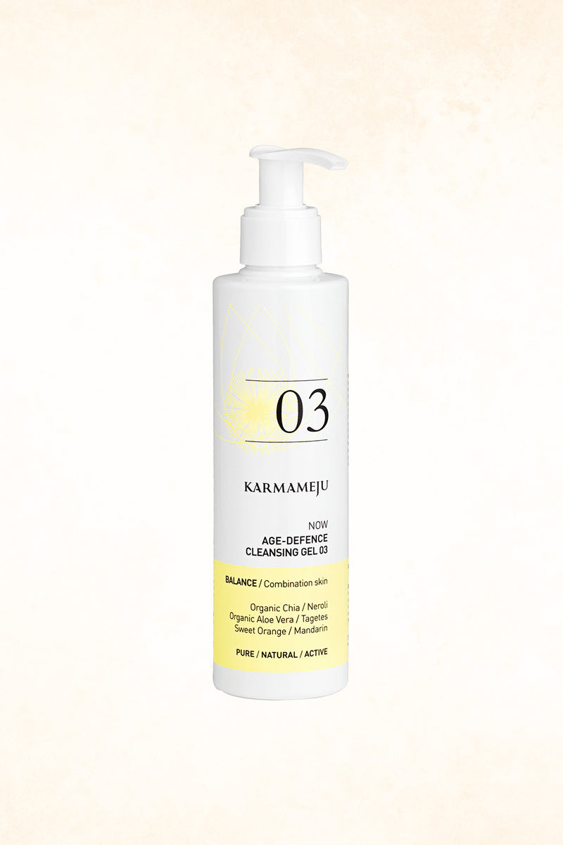 Karmameju - Now Cleansing Gel 03