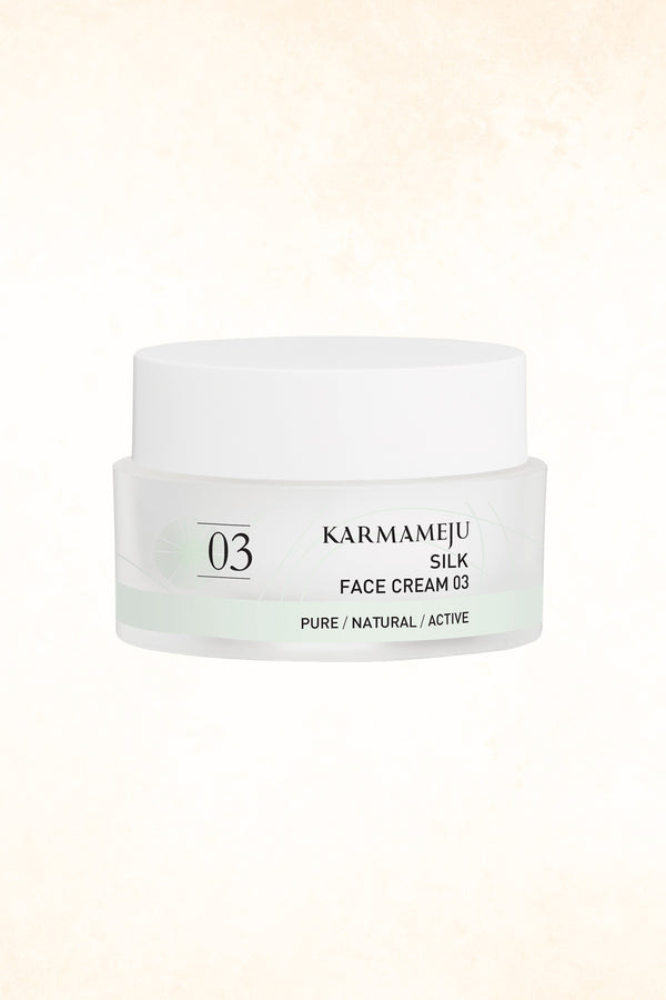 Karmameju - Silk Face Cream 03