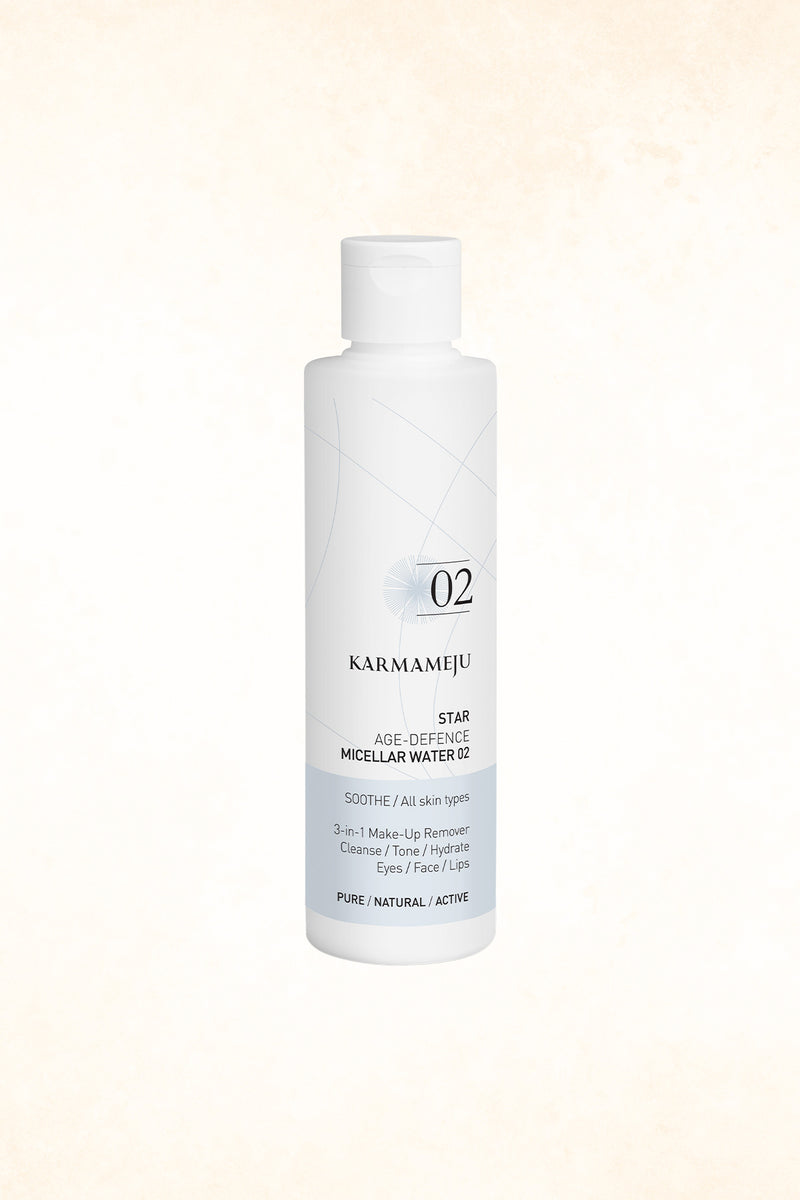Karmameju - Star Micellar Water Cleanser 02