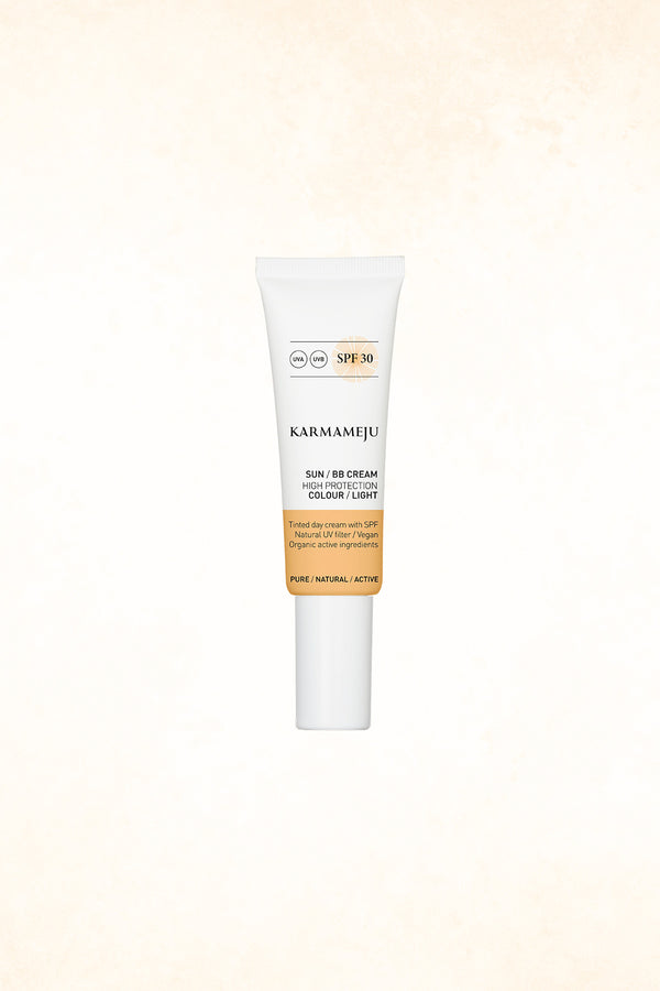 Karmameju - Sun BB Cream - SPF 30 - Light - 50 ml
