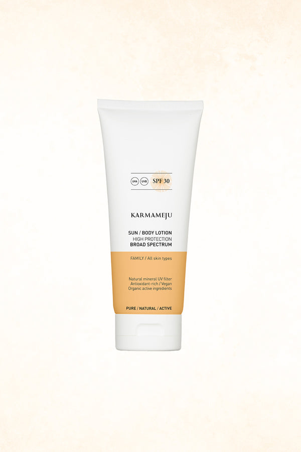 Karmameju - Sun Body Lotion - SPF 30 - 200 ml