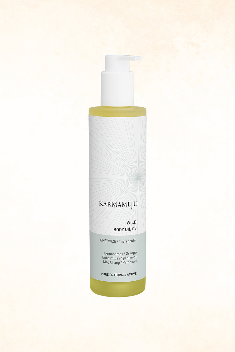 Karmameju – Wild Body Oil 03