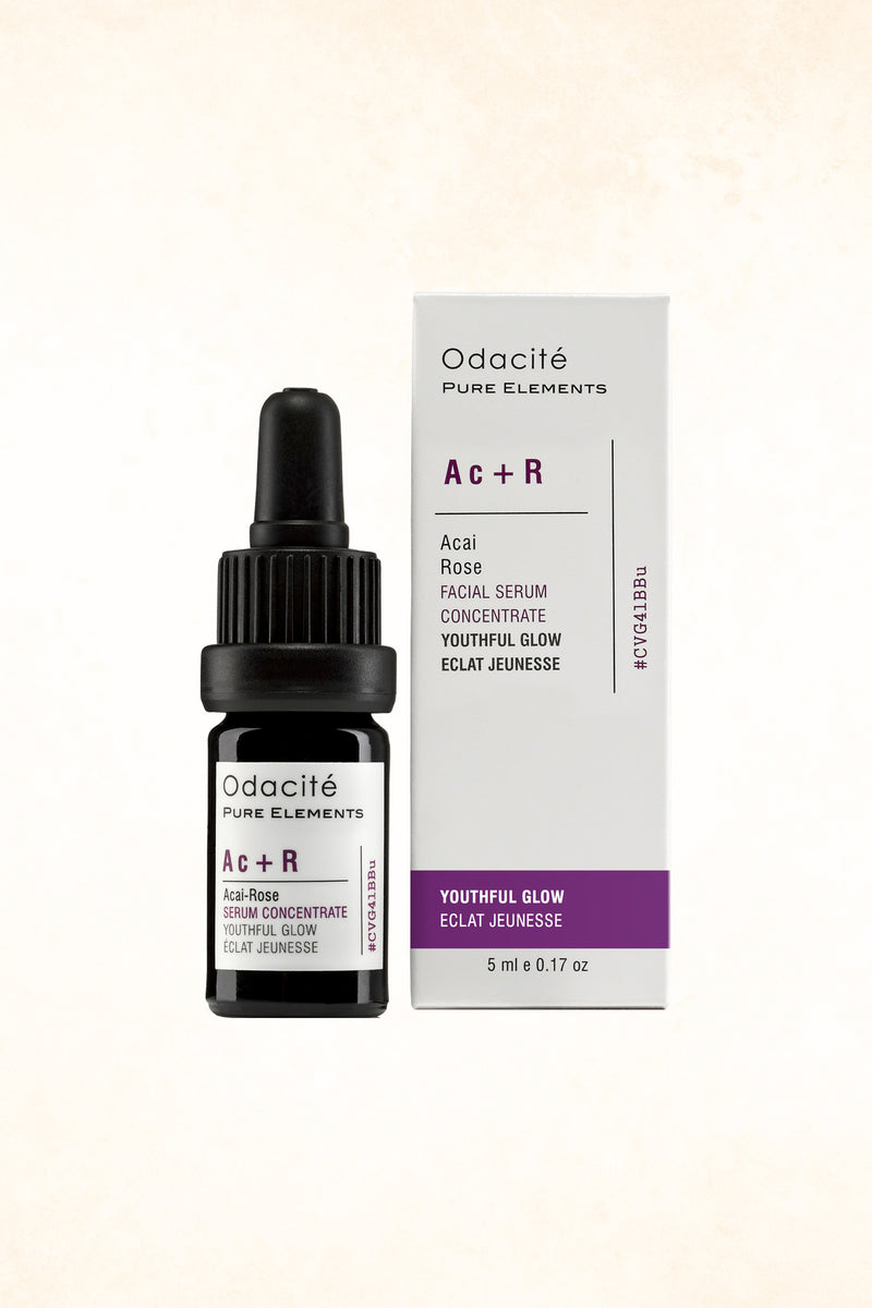 Odacité - Ac+R Youthful Glow Booster - Acai Rose - 5 ml