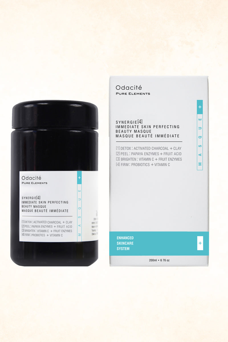 Odacité - Synergie[4] Immediate Skin Perfecting Beauty Masque - 200 ml