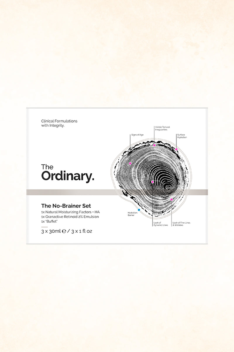 The Ordinary -  No Brainer Set