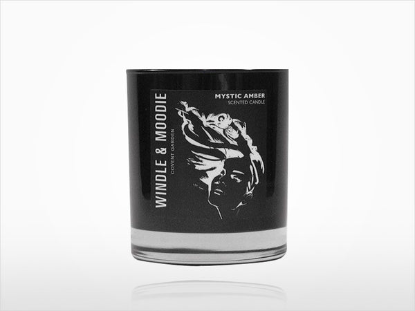Windle & Moodie – Mystic Amber Scented Candle - LImited Edition