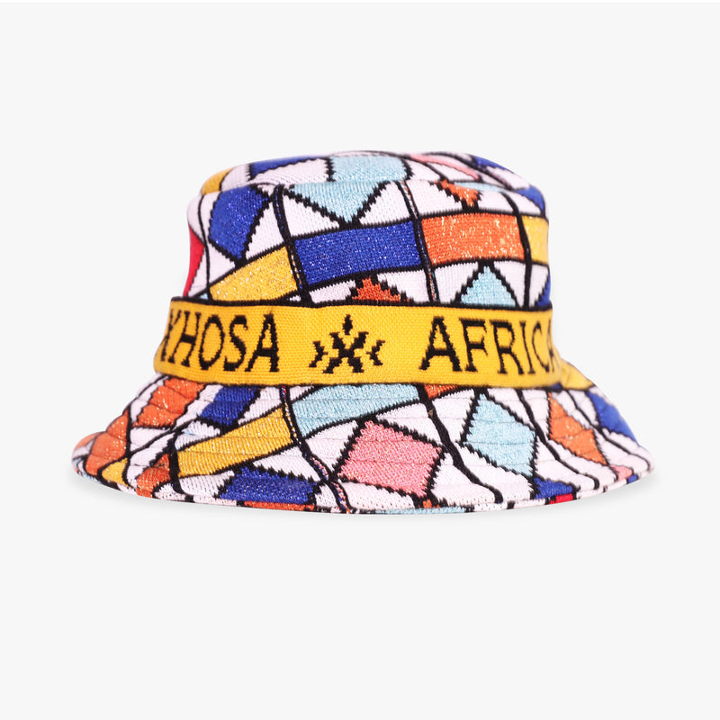 MBH9 — LUREX BUCKET HAT  (Preorder)